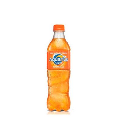 AQUARIUS agua naranja x600cc