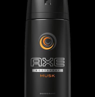 AXE desodorante musk x97g.