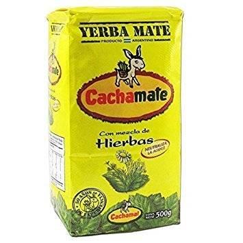CACHAMATE yerba amarilla x500g
