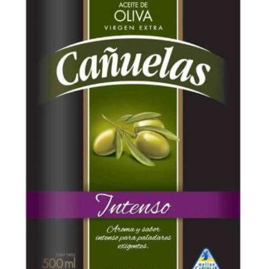 CAÑUELAS aceite oliva extra virgen lata x500cc