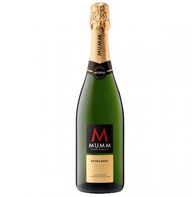 MUMM champagne extra brut x750cc