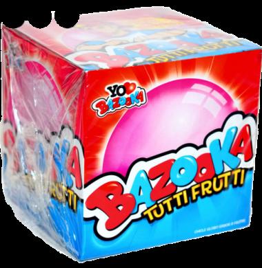 BAZOOKA chicle tuti fruti x120u