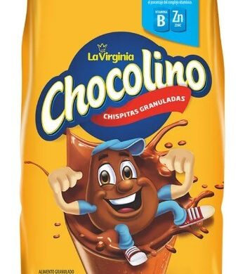 CHOCOLINO cacao plus x360g