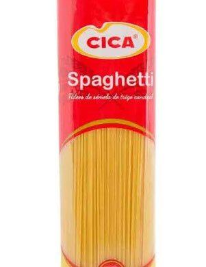 CICA fideos spaghetti x500g