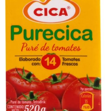 CICA pure tomate x520g