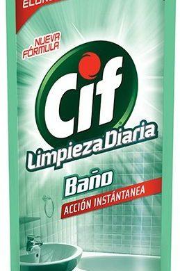 CIF limp. baño x450ccd/p
