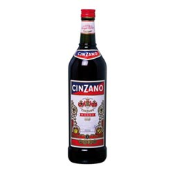 CINZANO rosso vermouth x1lt