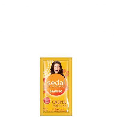 SEDAL shampoo  crema x24u sachet