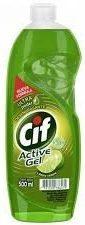 CIF det. act/gel limon vde. x500cc