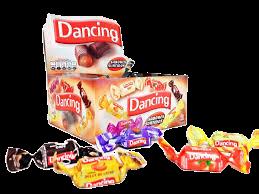 DANCING bombon surtido x50U