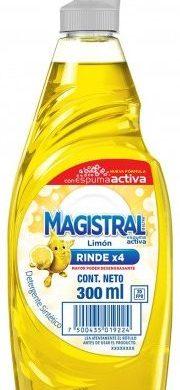 MAGISTRAL detergente limon x300cc