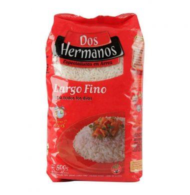 DOS HERMANOS arroz l/fino 00000 x500g