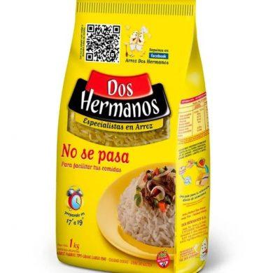 DOS HERMANOS arroz parboil 00000 X 1kg.