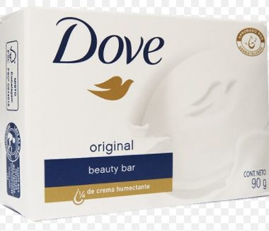 DOVE toc. blanco x90g