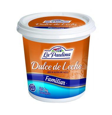 PAULINA dd/leche x1kg
