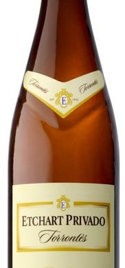 ETCHART privado vino blanco torrontes x750cc