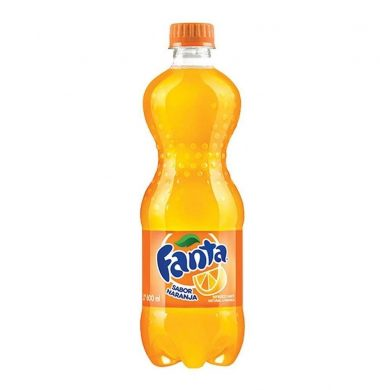 FANTA gaseosa naranja x600cc