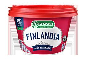 FINLANDIA jamon parmesano x200g