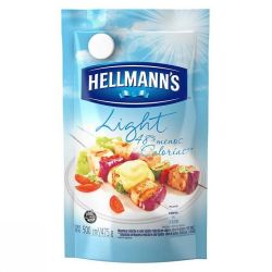HELLMANNS mayonesa light doypack x475g