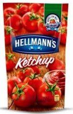HELLMANNS ketchup d/p x250g