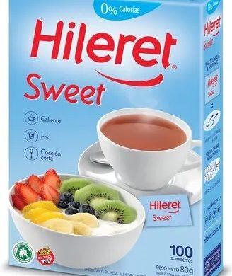 HILERET edulc. sweet x100Uni