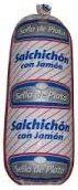 SELLO DE PLATA salchichon con jamon