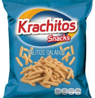 KRACHITOS palitos salados x120Gra