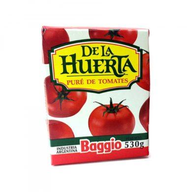 LA HUERTA pure tomate x530g