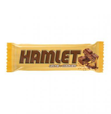 HAMLET chocolate leche cookies x45g