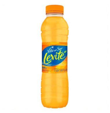LEVITE agua naranja x500cc