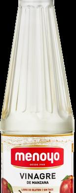 MENOYO vinagre manzana x500ccpet