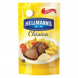 HELLMANNS mayonesa doypack x475g.