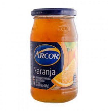 ARCOR mermelada  naranja x454g frasco.