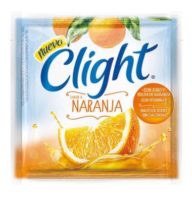 CLIGHT jugo naranja x20sob.