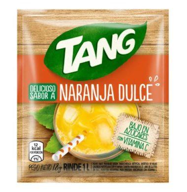 TANG jugo naranja dulce x 20sob.