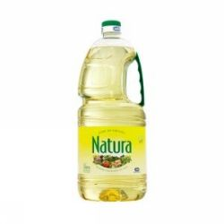 NATURA aceite girasol x3lt pet