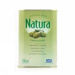 NATURA aceite oliva lata x500cc.