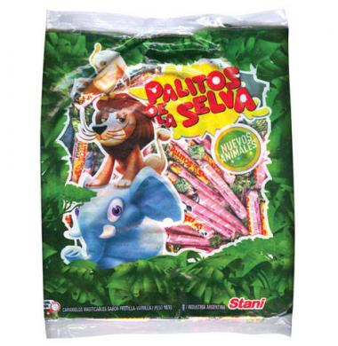 STANI caramelo palito selva x600/660g