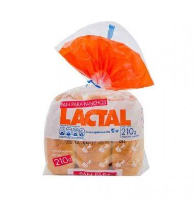 LACTAL pan pancho x6u.