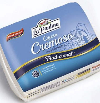 PAULINA queso cremoso