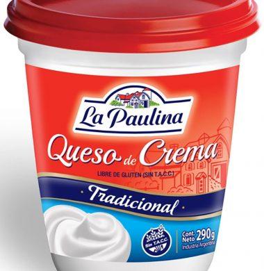 PAULINA queso crema x290g.