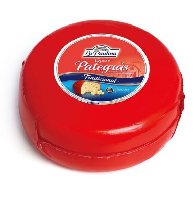 PAULINA queso pategras x kg