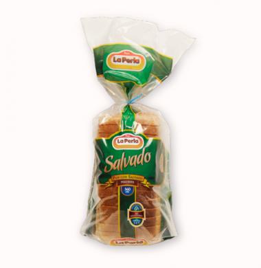 LA PERLA pan salvado chico x360g