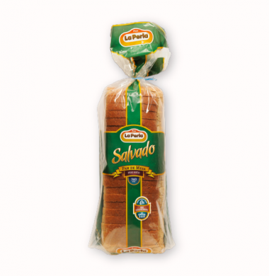 LA PERLA pan salvado grande x650g
