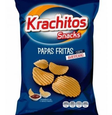 KRACHITOS papas americanas x110g