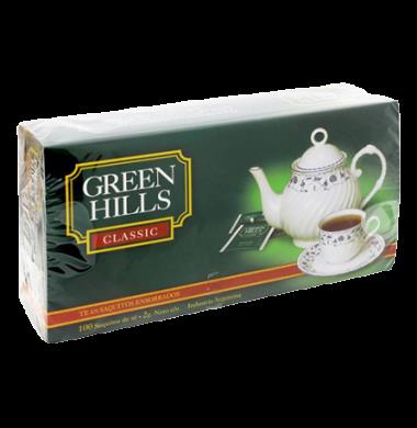 GREEN HILLS te x100 saquitos