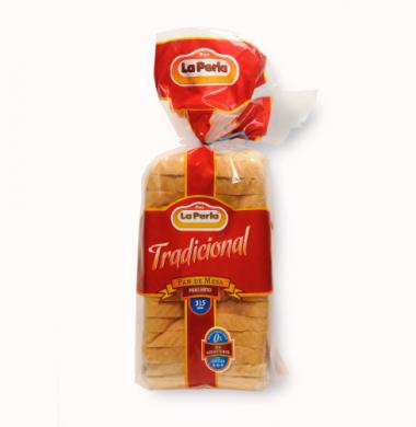 LA PERLA pan chico x315g