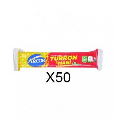 ARCOR turron x25Gra