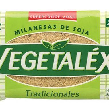 VEGETALEX milanesa soja x4u