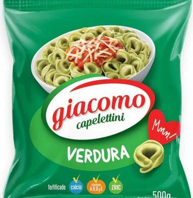 GIACOMO capeletini verdura x500g.